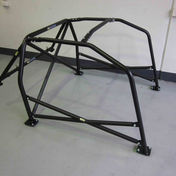 Nissan Silvia S15 roll cage - option D