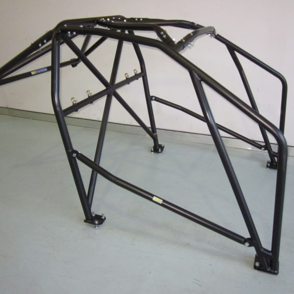 AGI - Mazda RX8 - 2017 CAMS spec National level Bolt-in Roll cage - Option E (floor pic - side)