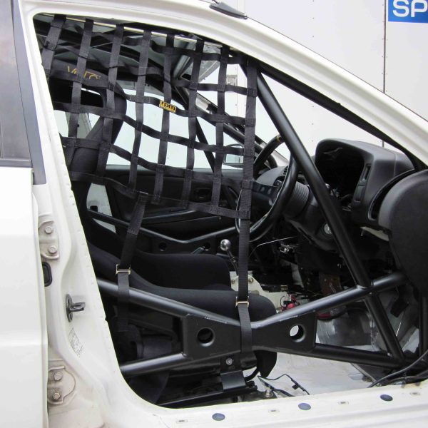 AGI - Mitsubishi Evo 6 - 2015 CAMS National level Weld-in Roll cage - option H (pic #1)