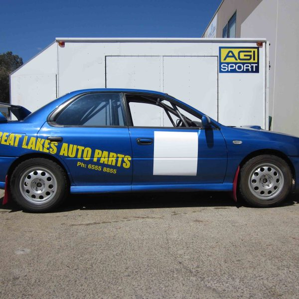 AGI - Subaru WRX GC8 - 2015 CAMS National level Weld-in Roll Cage - Option G (pic #1)