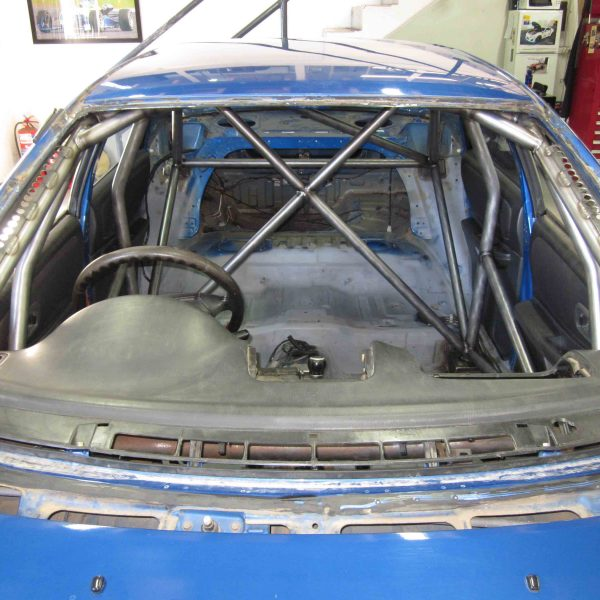 AGI - Subaru WRX GC8 - 2015 CAMS National level Weld-in Roll Cage - Option G (pic #2)