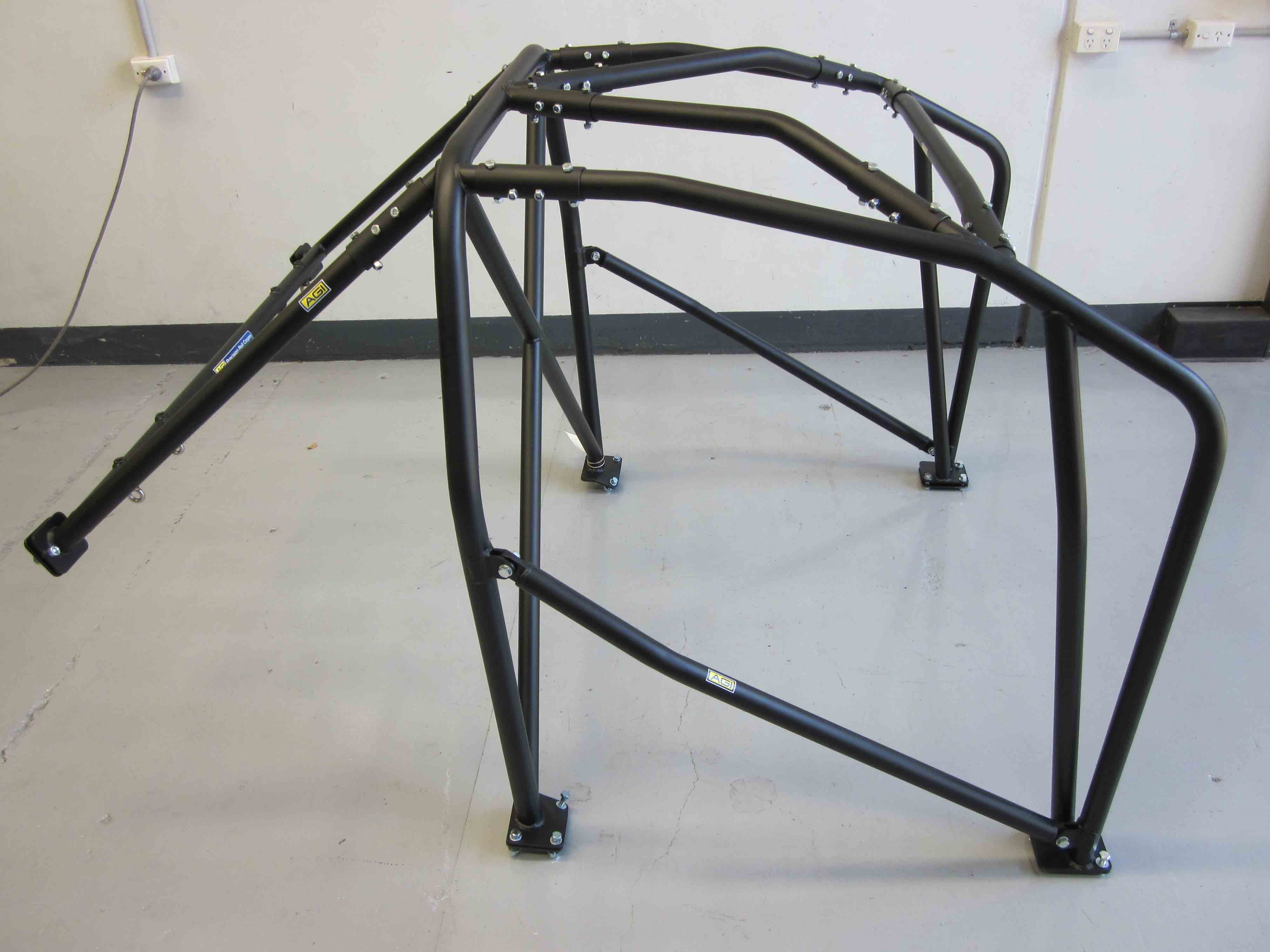 Subaru WRX GC8 - Bolt-in Roll Cage - Option E