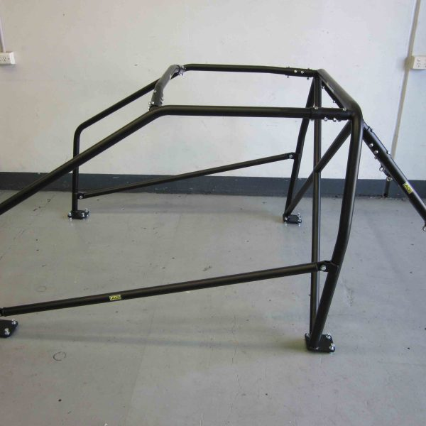 AGI - Nissan Bluebird 910 - CAMS spec Bolt-in Roll Cage - option C (pic #2)