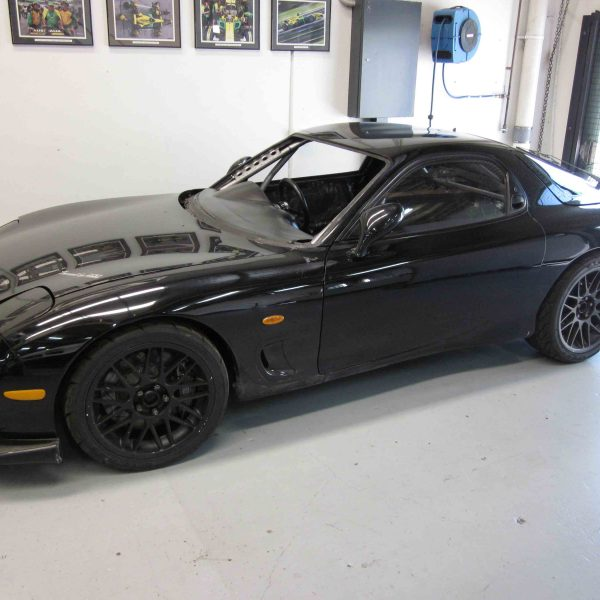 AGI - Mazda RX7 FD - CAMS Weld-in Roll cage (car pic)