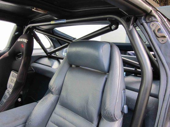 A Nissan 300zx Targa Top Agi Roll Cages