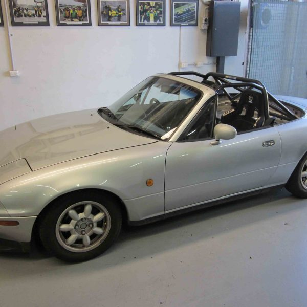Mazda MX5 Nb - 6 point
