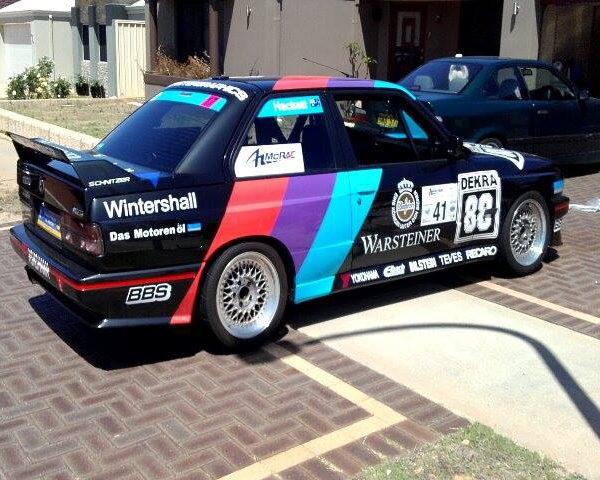 BMW E30 - 2 dr