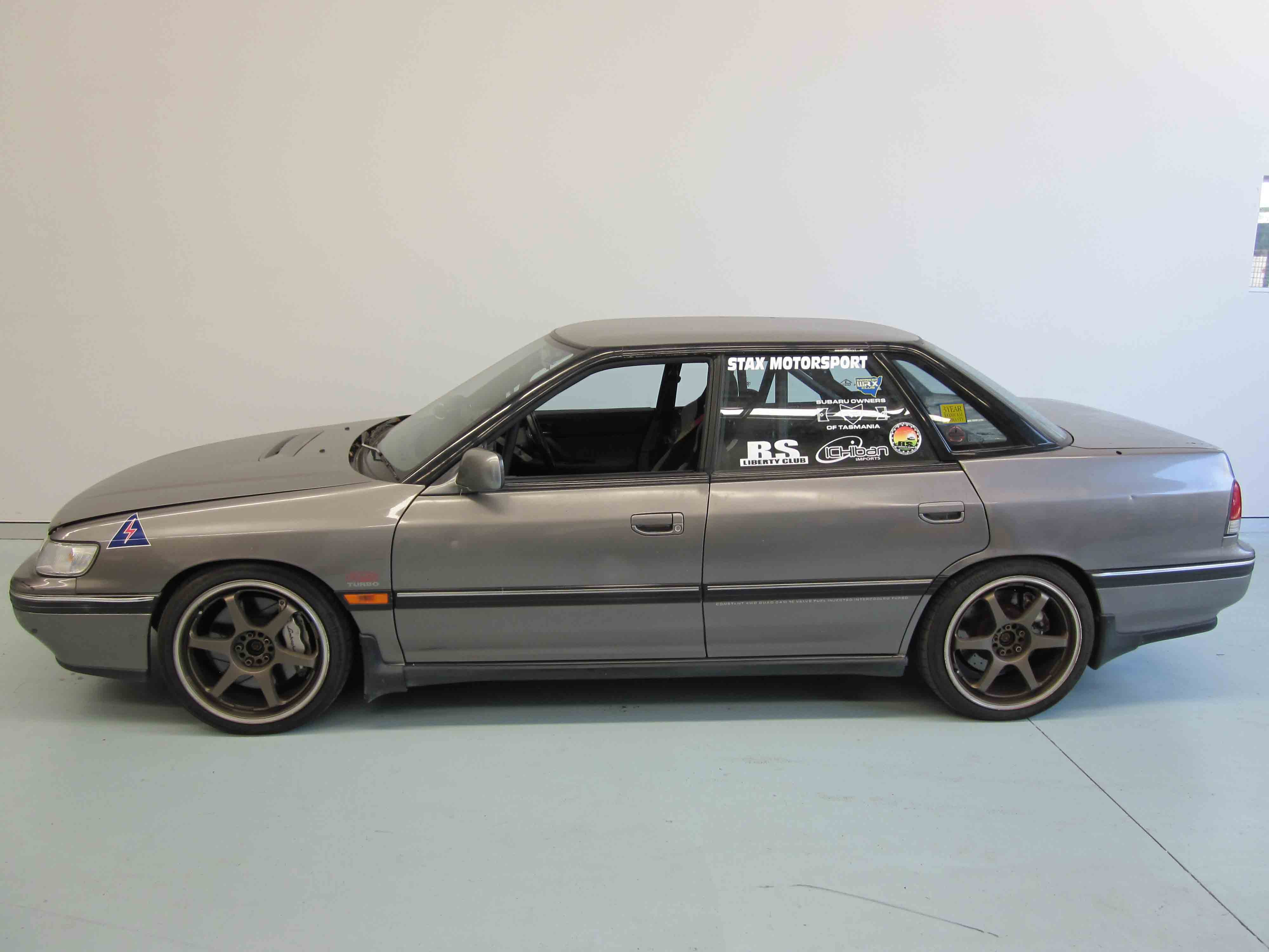 Liberty RS Turbo (1991-1994)