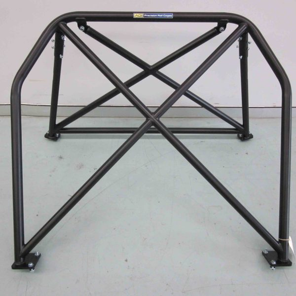 AGI - Honda Integra DC5 - 2016 CAMS spec Bolt-in Half Roll cage - Option A (floor pic - front)