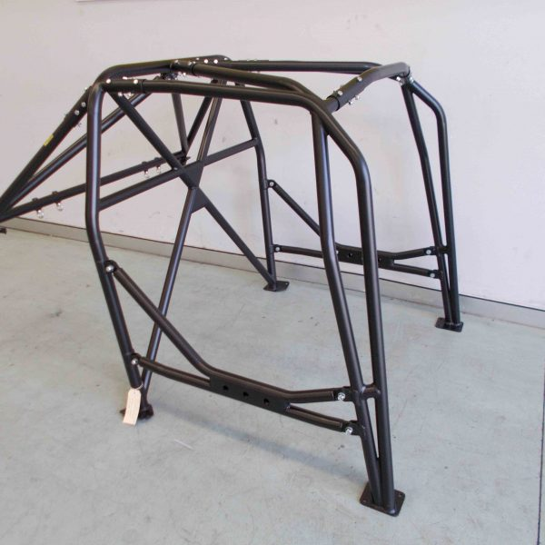 AGI - Mini (BMW) R53 - 2018 CAMS spec National level Bolt-in Roll cage - Option F (floor pic)