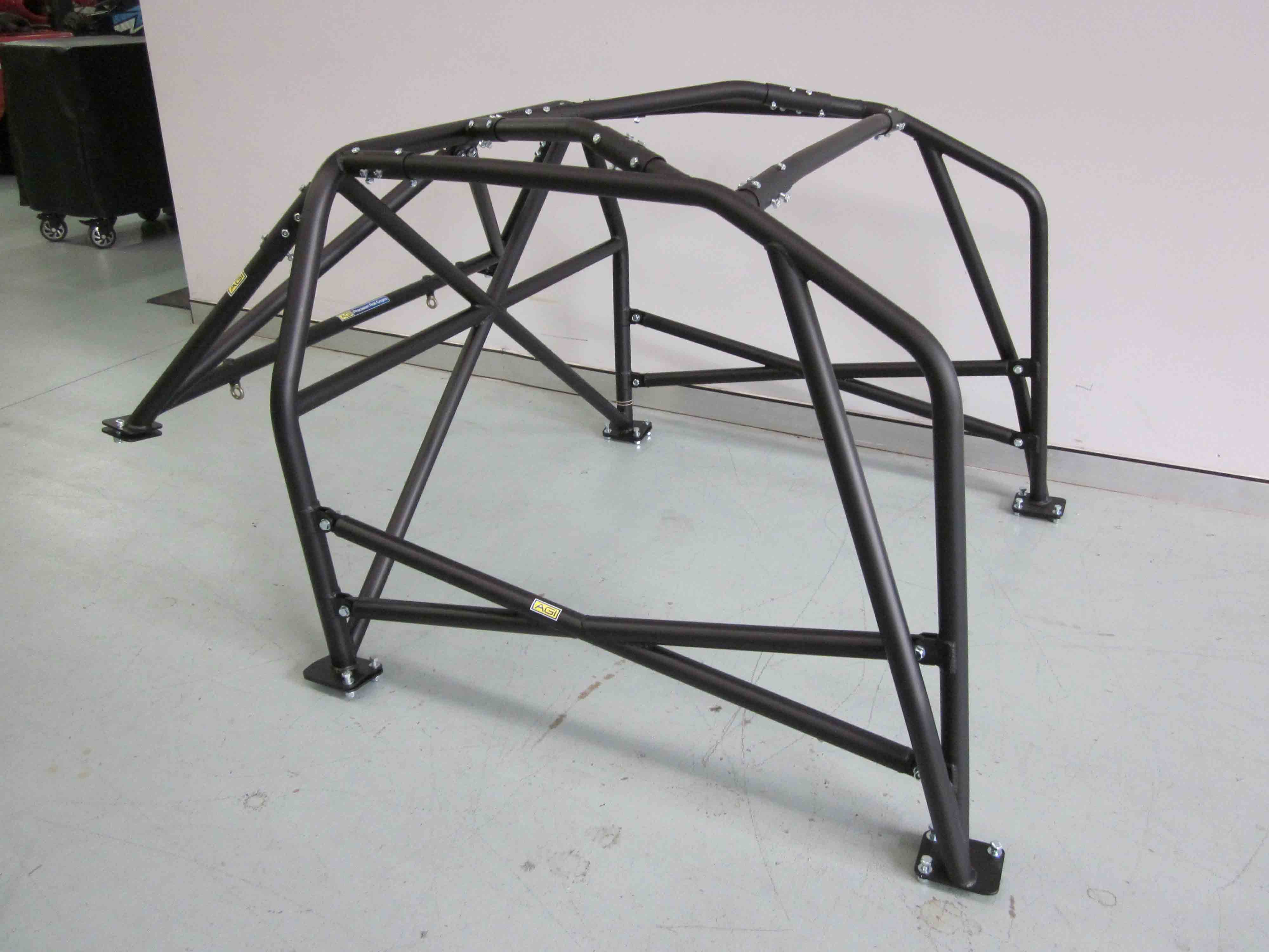 (F) Nissan Silvia S13 - 2 door - Full Cage (6 point) Bolt-in