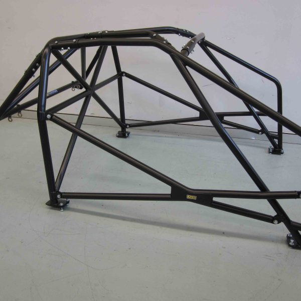 AGI-Nissan-Silvia-S13-2017-CAMS-spec-National-level-Bolt-in-Roll-cage-Option-F-with-double-unbroken-door-bars