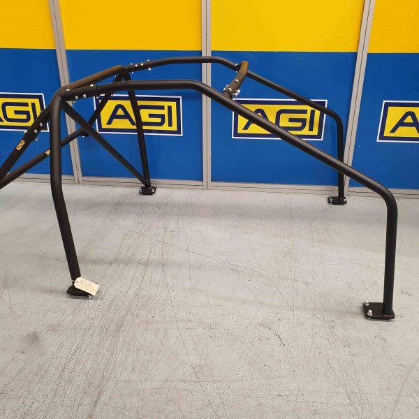 AGI-Nissan-Silvia-S13-2020-CAMS-spec-Basic-6pt-Roll-Cage-Option-B