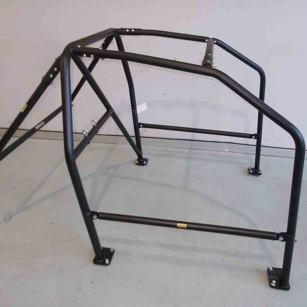 AGI - Hyundai Excel - 2019 CAMS spec State level Bolt-in Roll Cage - Option C