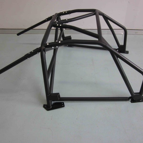 AGI - Lotus Exige V6 - 2017 CAMS National spec Bolt-in Roll cage with double roof diagonal (floor pic - side)