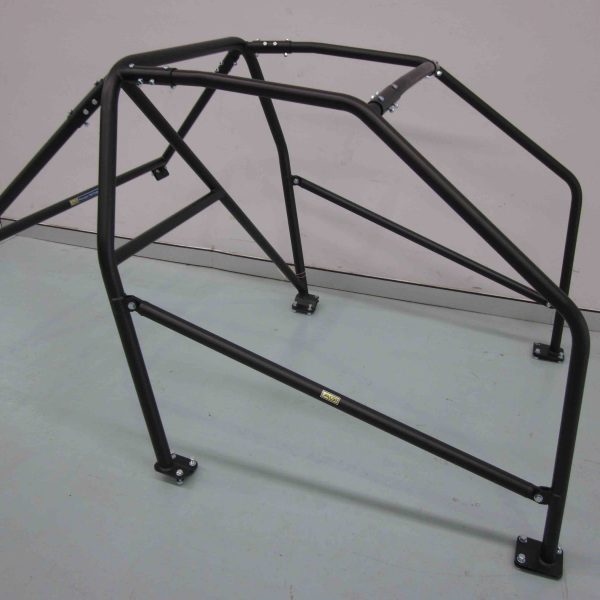 AGI - Nissan Pular N14 - 2016 CAMS spec Bolt-in Roll cage - Pulsar Cup spec - Option C (floor pic - side)