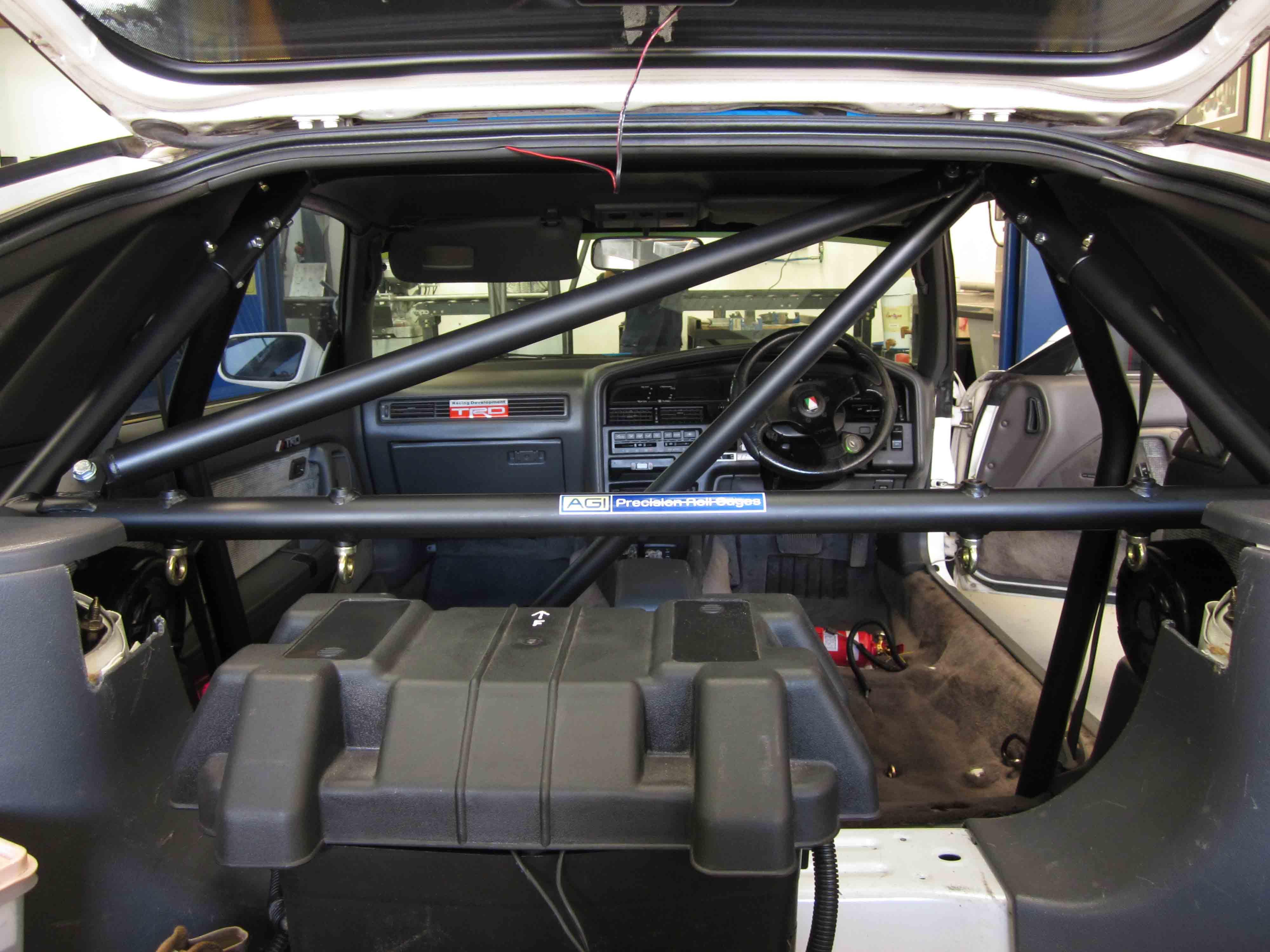 350z stereo wiring diagram  a  toyota supra mk3 4pt half cage bolt in agi   a  toyota supra mk3 4pt half cage bolt in agi