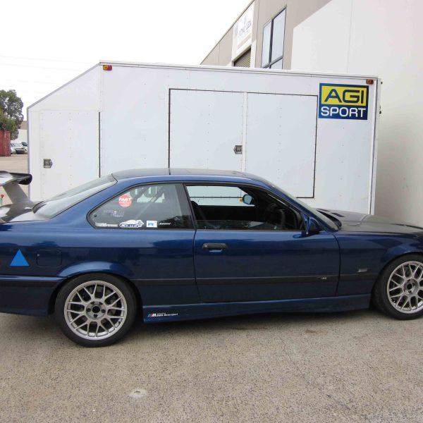 BMW E36 - 2 dr
