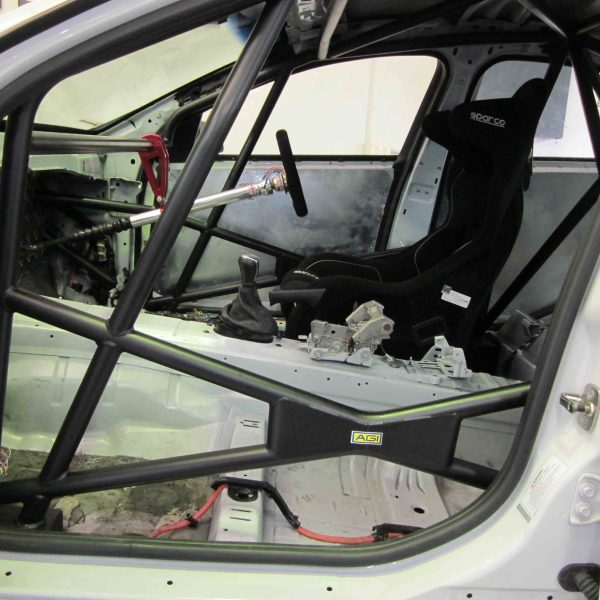 AGI - Holden Commodore VE - 2015 CAMS National spec Weld-in Roll Cage - Option I (a)