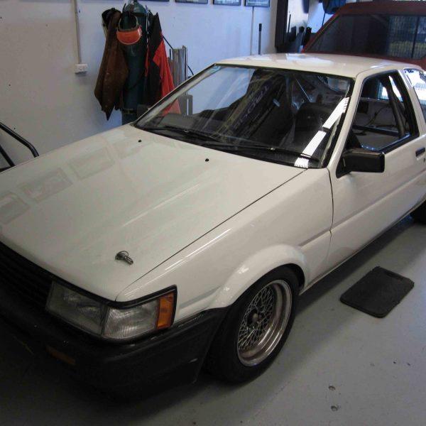 Sprinter AE86