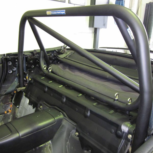 AGI - Mazda MX5 NB - CAMS Bolt-in Half Cage Soft top spec (front LH pic in car)