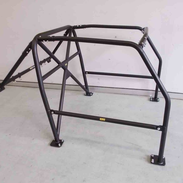 AGI - Mini (BMC) - 2019 CAMS spec State level Bolt-in Roll Cage - Option C