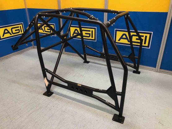 AGI - Mini (BMC) - 2020 CAMS spec National level Bolt-in Roll Cage - Option F.