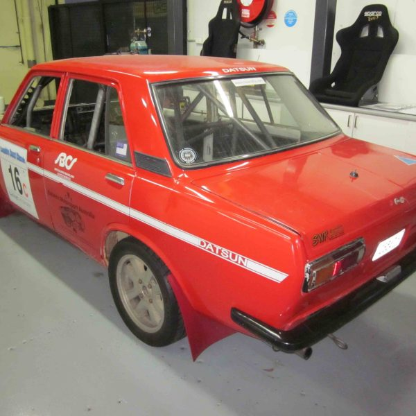 AGI - Datsun 1600 - Car pic