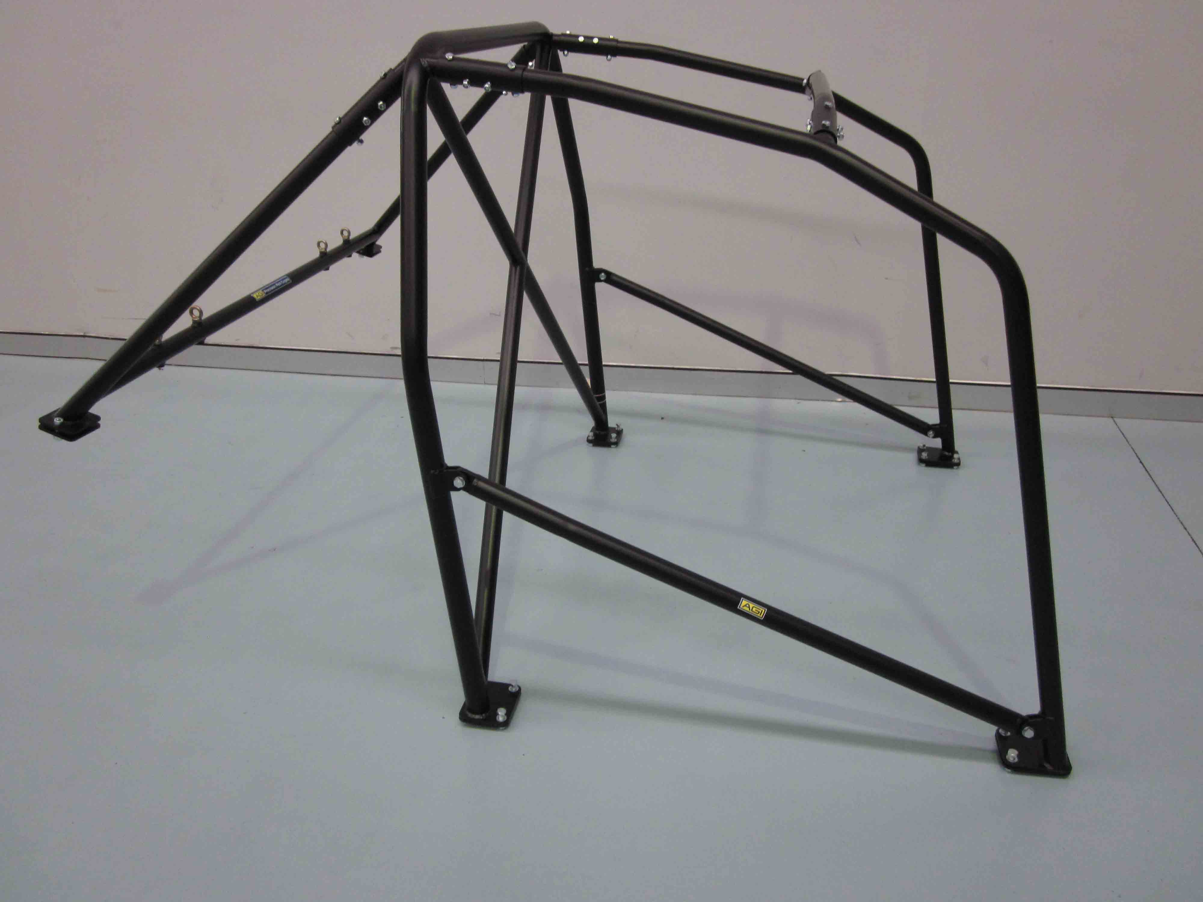 C Ford Falcon Au Full Cage 6pt Bolt In Agi Roll Cages