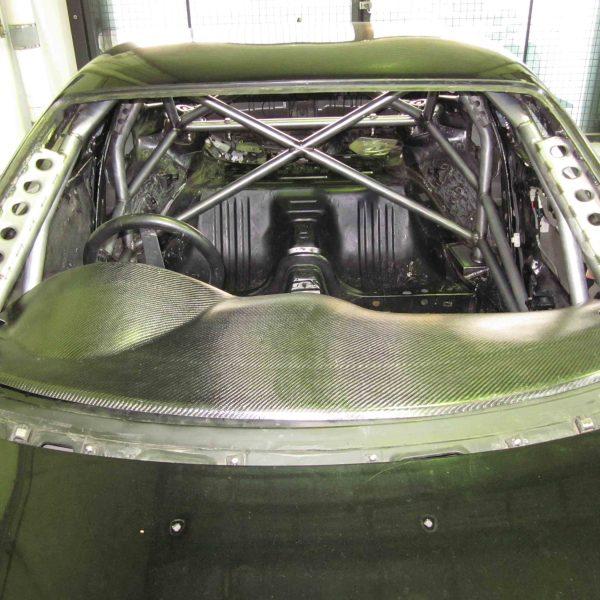 AGI - Mazda RX7 FD - 2013 CAMS National spec Weld-in (pic thru wscreen)