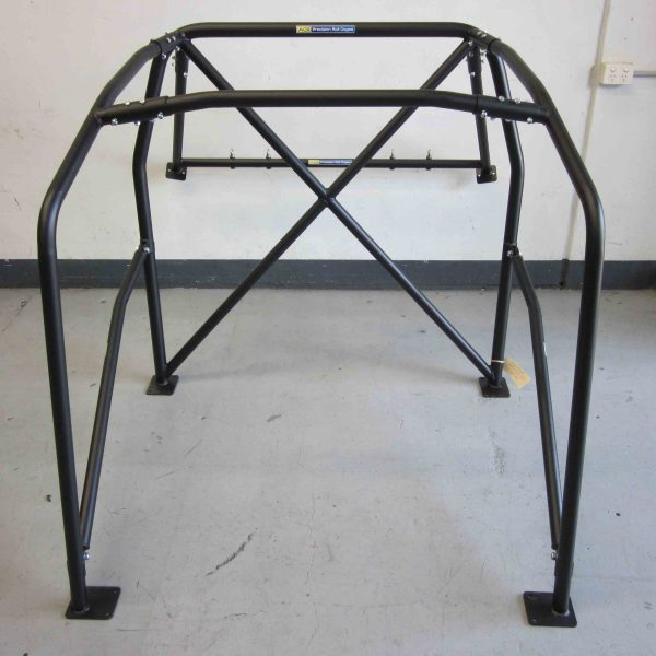 AGI - Mazda 3 - 2015 CAMS State level Roll cage (floor pic - front) - Option C