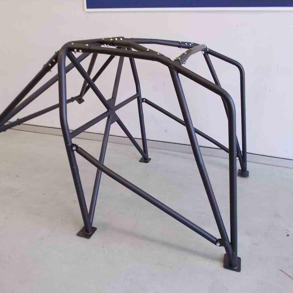 AGI - Mazda 3 - 2019 National level Bolt-in Roll Cage - Option E