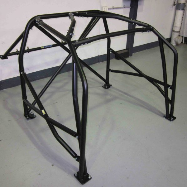 AGI - Nissan Skyline R33 - 2013 CAMS National spec Bolt-in Roll cage (pic on floor - front)
