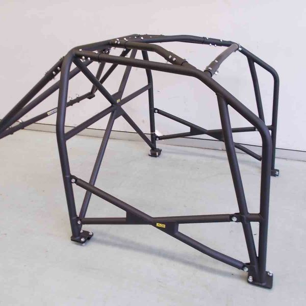 AGI - Nissan Skyline R33 - 2019 CAMS spec National level Bolt-in Roll cage - Option F