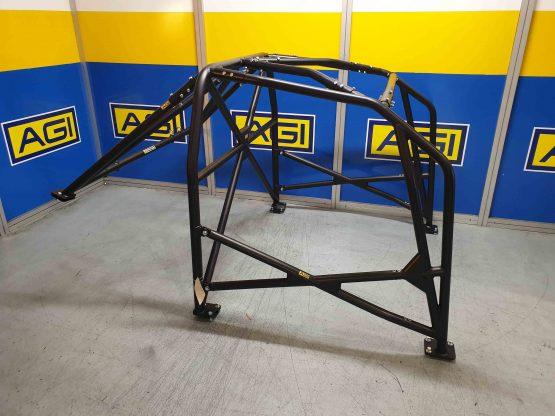 AGI - Nissan Skyline R33 - 2020 CAMS National level Bolt-in Roll Cage - Option F