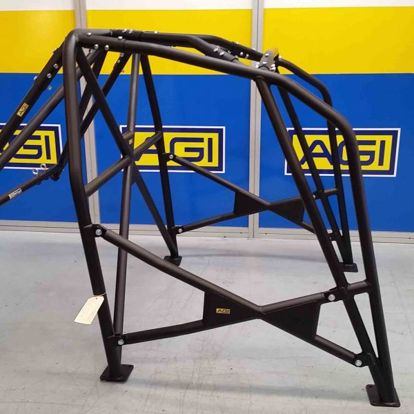 AGI - Subaru WRX GV - 2019 CAMS spec National level Bolt-in Roll Cage - Option F