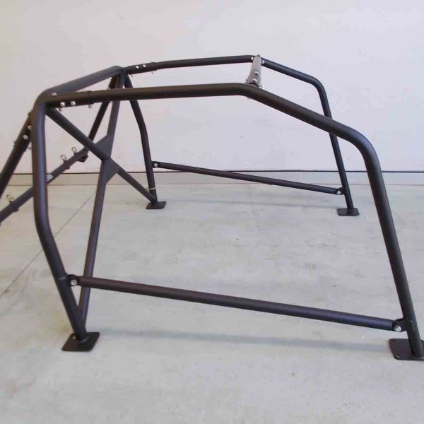 AGI - Nissan Silvia S14 - 2019 CAMS spec State level Bolt-in Roll Cage - Option C