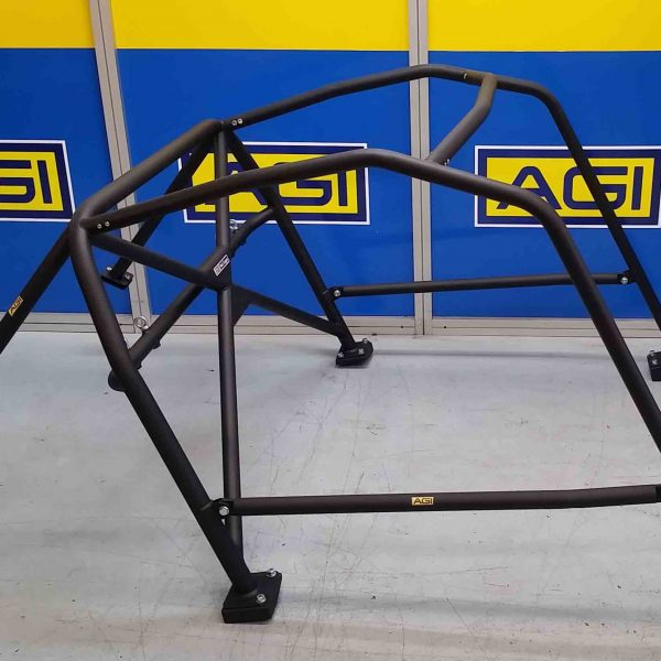 AGI - Nissan Skyline R35 GTR - 2020 CAMS State level Bolt-in Roll Cage - Option C