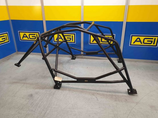 AGI - Nissan Skyline R35 GTR - 2020 CAMS spec National level Bolt-in Roll Cage - Option F