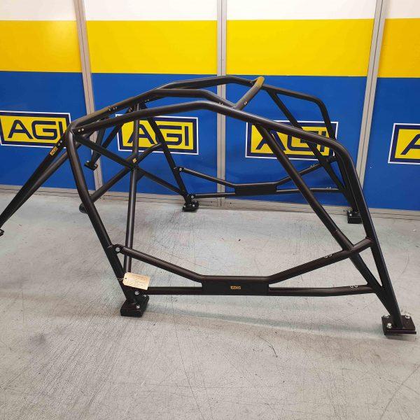 AGI - Nissan Skyline R35 GTR - 2020 CAMS spec National level Bolt-in Roll Cage - Option F
