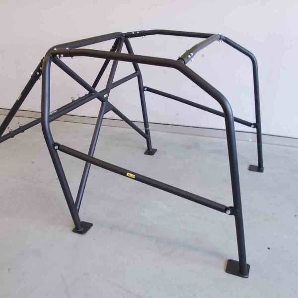 AGI Mercedes W202 C200 2019 CAMS spec State level Bolt in Roll Cage Option C