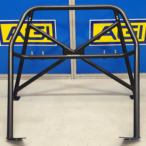 AGI Roll Cages - Abarth - 500 - Option A (Floor Pic)