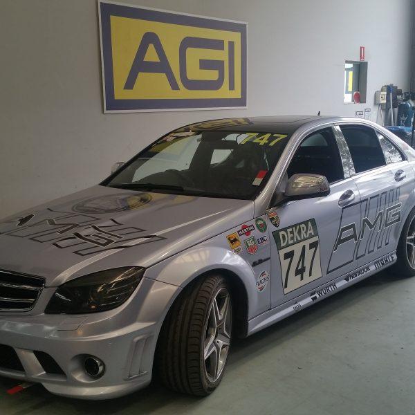 C63 AMG (2008-2015)